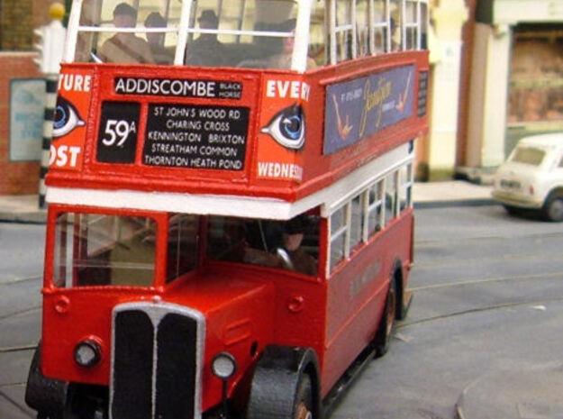 1:43 London Transport STL11-Body