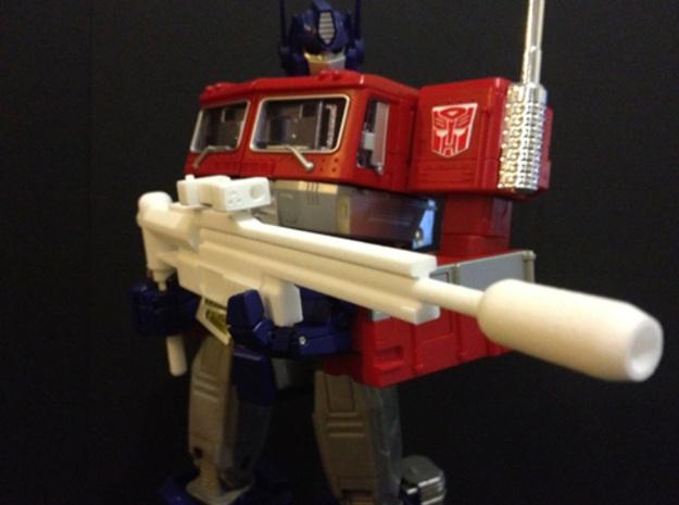 Rail Gun 3d printed Masterpiece MP-10 Gun