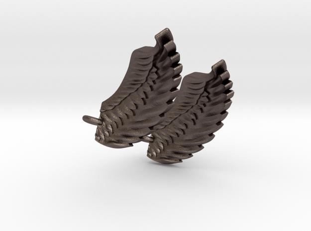 Wings Earrings in Stainless Steel