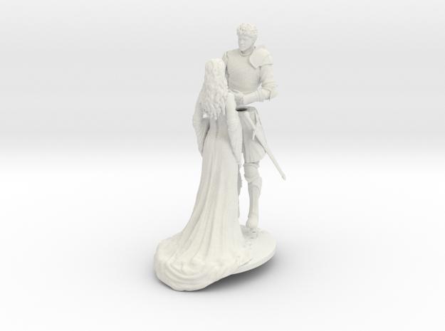 Fantasy Wedding Cake Topper