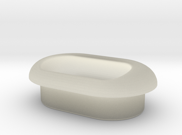 love handles I Wide handle 60 I soon: porcelain 3d printed