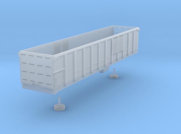 JNA (Inner) Mendip Rail Stone Wagon N Scale 3d printed