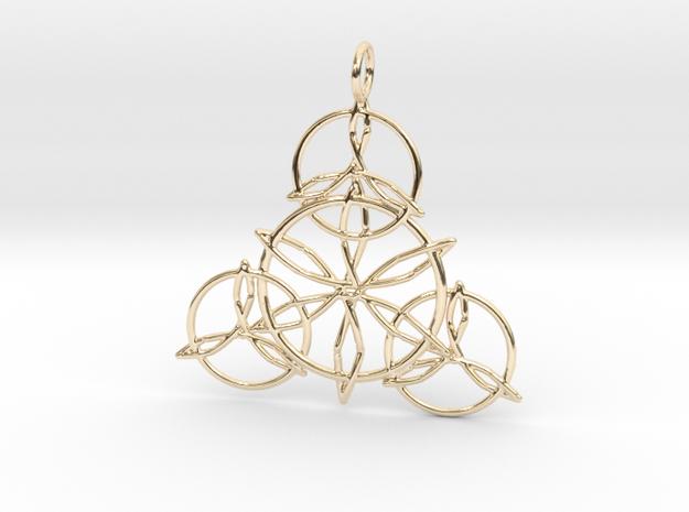 Celtic Knots Pendant