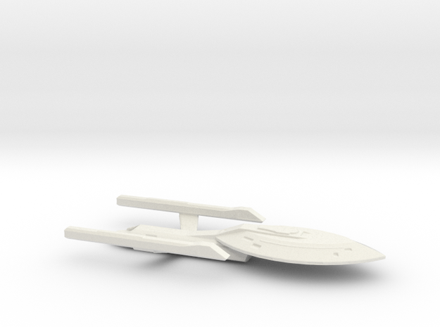 Lynx Class in White Natural Versatile Plastic