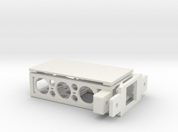 Fatshark Predator V2 TX Box - d3wey 3d printed