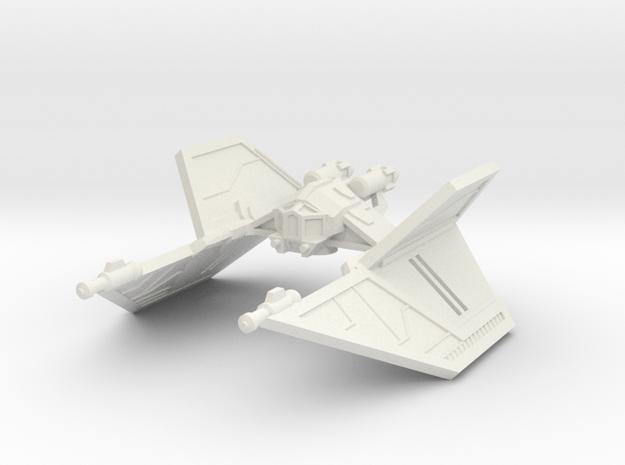 Mk VI Interceptor / S-12 Blackbolt (1/270) 3d printed