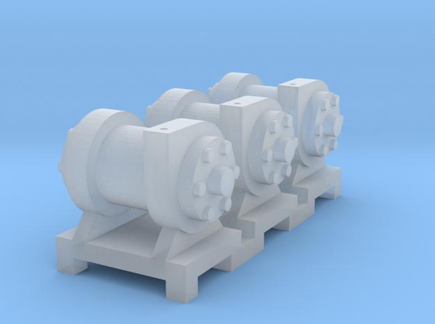 On30 Turbo Generator x3 3d printed