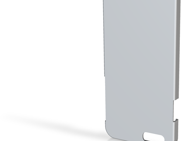 IPhone 6 Case in Raw Silver