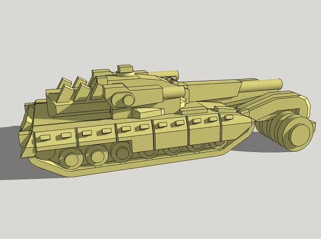 3mm T-14 Armata Engineering Vehicles (10pcs) in White Acrylic