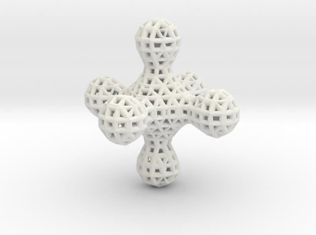 BobySchwartz in White Natural Versatile Plastic