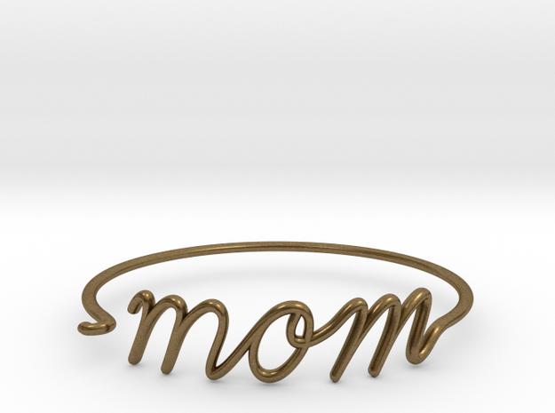 Mom Wire Bracelet