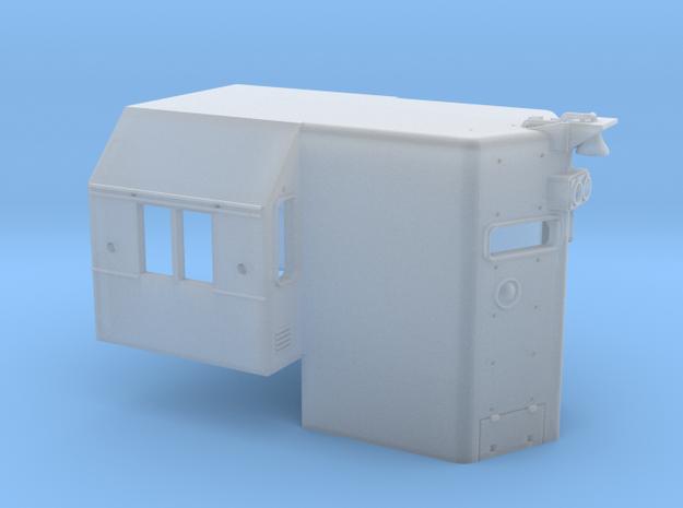 N Scale GP35 High Hood for N&W, SOU, and W&LE 3d printed