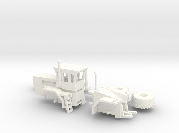 1:160/N-Scale Steiger Panther White Polished in White Strong & Flexible Polished