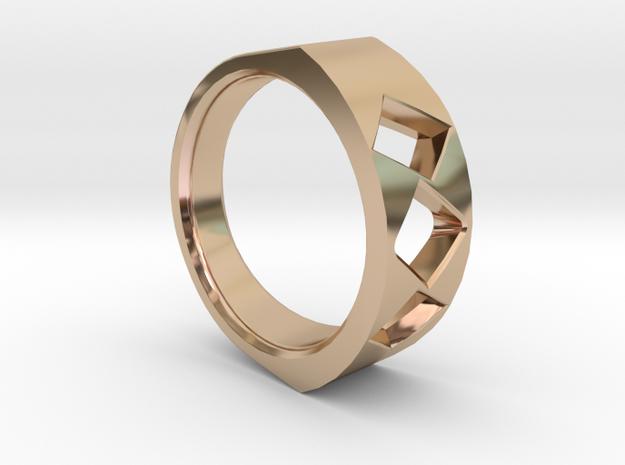 Lite Ring model 2.2 3d printed