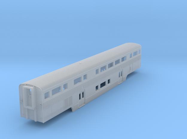 Amtrak California Car Diner 3d printed