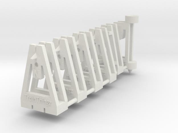 TrackToolz Set - N gauge 1:160 3d printed