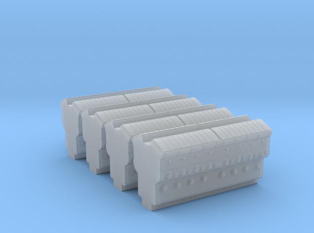 EMD 645 Block (N -1:160) 4X