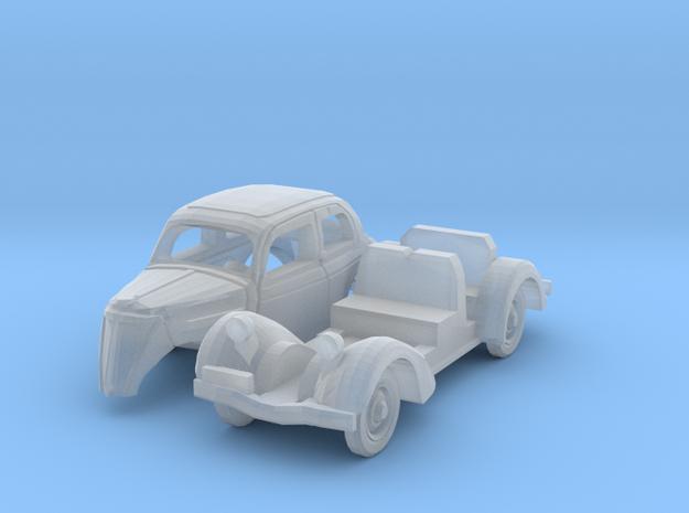 Ford Eifel Limusine (N 1:160) 3d printed