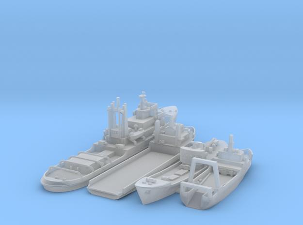 1/1250 Cod Wars set 4