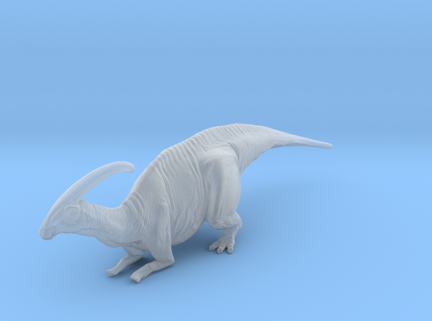 1/72 Parasaurolophus - Prone Alternate 3d printed