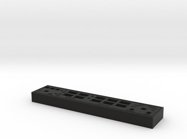 Bendix/King KMA 28 Audio Panel Faceplate