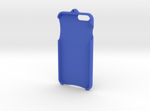 iPhone 6+ - LoopCase in Blue Processed Versatile Plastic