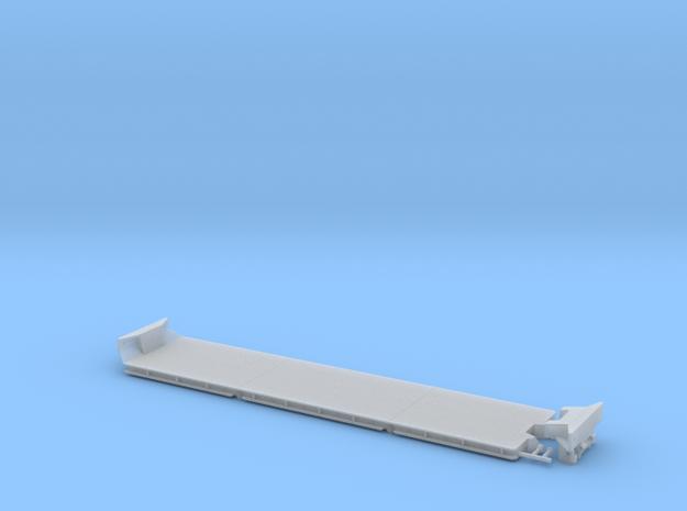 THP Tiefbett 12600mm ähnlich Goldhofer in Smooth Fine Detail Plastic