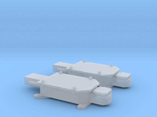S-A-04 Impedenance Bonds (Pair) in Smooth Fine Detail Plastic
