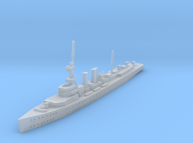 HMS Adventure 1/1800 in Smooth Fine Detail Plastic