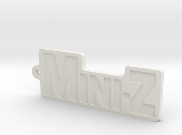 Mini-Z-Anhänger groß