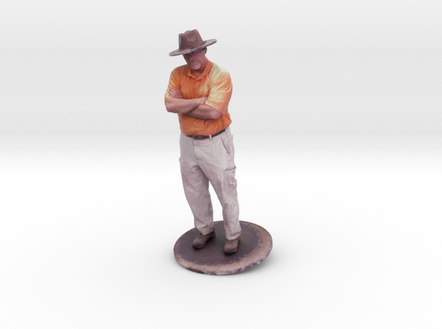 Bob Longmire in Full Color Sandstone