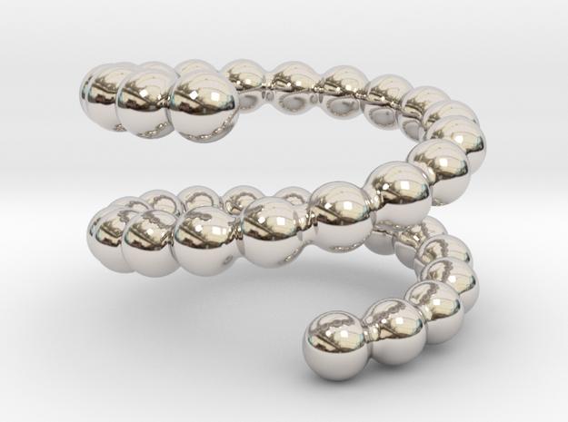 Spiral ring 18