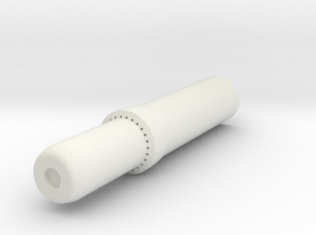 15cm Messtreibsatz for Nebelwerfer 41 1/16 in White Natural Versatile Plastic