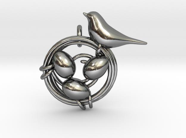 Birdie Pendant