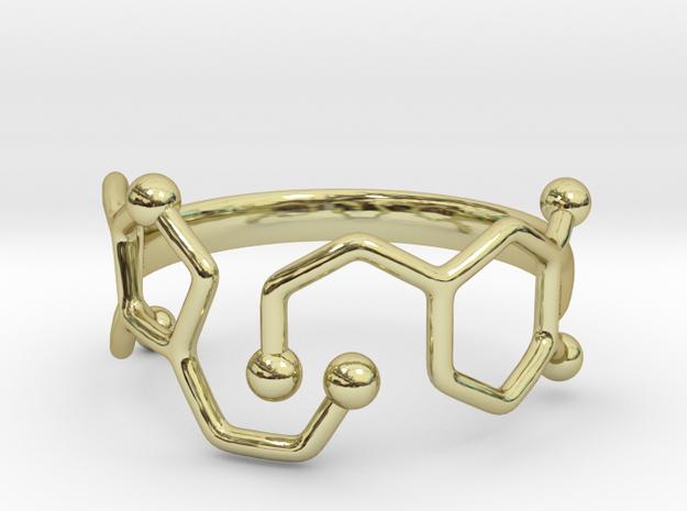 Dopamine Serotonin Ring - Size 7