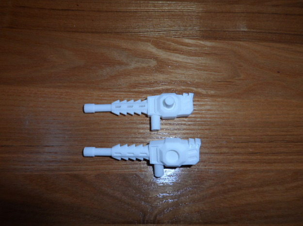 Sunlink - FoC Seeker Weapons v.2 3d printed