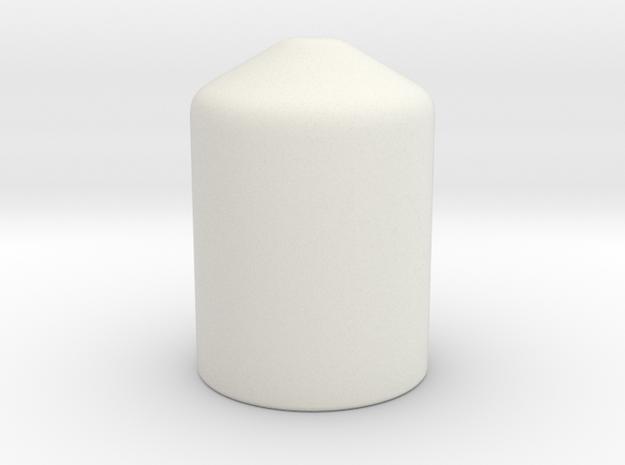 door hinge cap in White Strong & Flexible