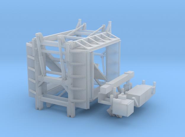 Progress Rail / Kershaw Scorpion ramp