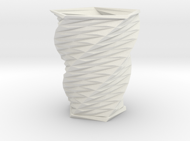 Amaz Box in White Strong & Flexible