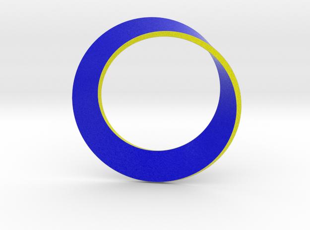 0154 Mobius strip (p=1, d=10cm) #002