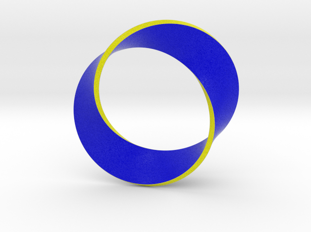 0156 Mobius strip (p=2, d=10cm) #004