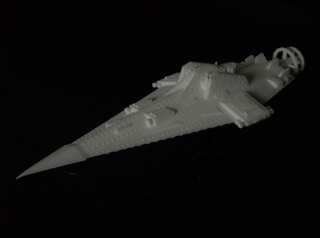 JAL302 Aquja Orndoo Dreadnought in White Strong & Flexible