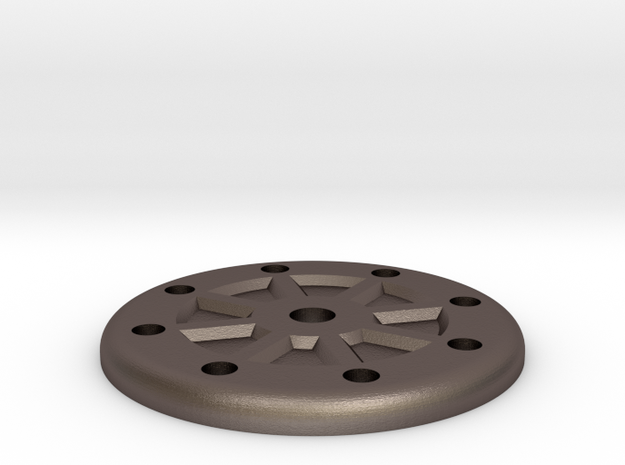 Ultra High Strength Wheel Hub Plate in Stainless Steel