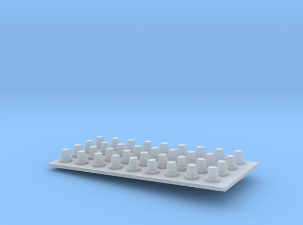 Konussortiment klein in Frosted Ultra Detail