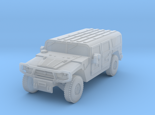 Jeep - Meng Shi  in Smooth Fine Detail Plastic: 1:160