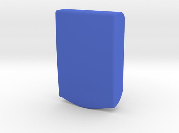 Dremel box hook improved in Blue Processed Versatile Plastic