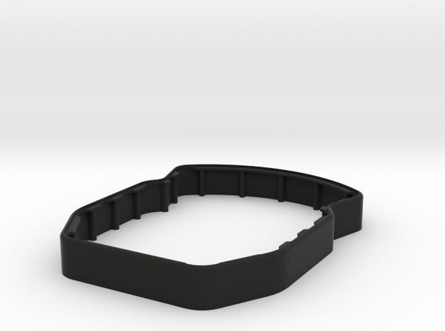 Porsche GT3 - Wheel Enclosure in Black Natural Versatile Plastic