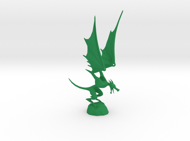 Dragon 3d printed New Photo