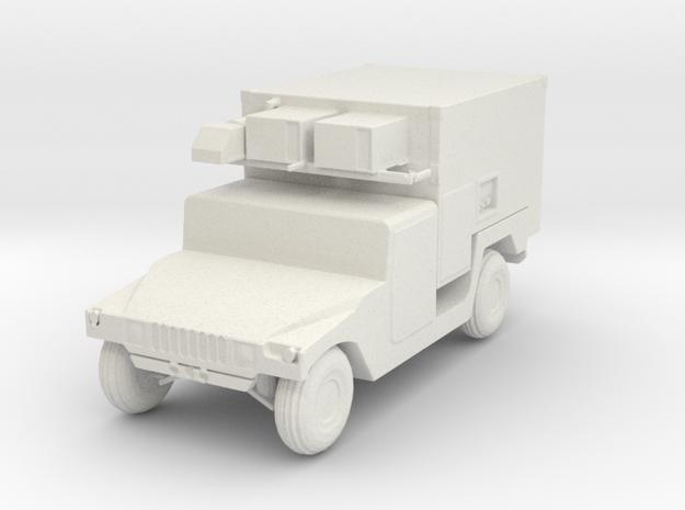 Humvee ver 8 in White Natural Versatile Plastic