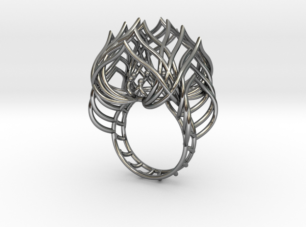 Ring / size 6 1/2 US